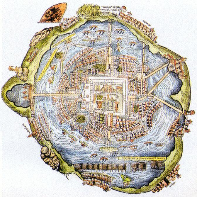 mrmoyer / Geography Aztec
